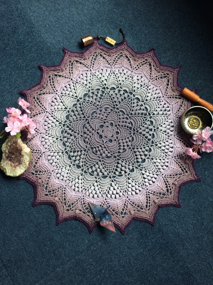 The Lotus Blossom Mandala Pattern Published Now The Guy With