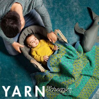 YARN7 Seaweed Blanket